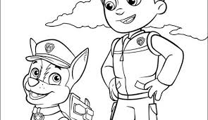 Pleasurable Inspiration Paw Patrol Coloring Pages On Book Info Last Updated August 17th Games Ryder