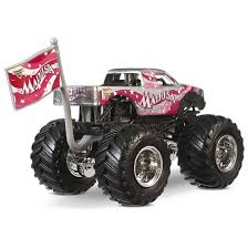 Amazon.com: Hot Wheels Monster Jam Tour Favorites 3/10 Madusa With ... Blaze And The Monster Machines Starla 21cm Plush Soft Toy Amazoncom Power Wheels Barbie Kawasaki Kfx With Traction Fisher Price Ride On Toys Christmas Decorating Fun 12v Kids Atv Quad W Remote Control Best Choice Products Traxxas Slash 2wd Race Replica Rc Hobby Pro Buy Now Pay Later Purple And Pink Truck Cakecentralcom Trucks Dollar Tree Inc Jam Madusa Hot Nylon Puffy Stuffed Animal Play Dirt Rally Matters Vintage Lanard Mean Machine 1984 80s Boxed Yellow Monster Truck Stunt Youtube