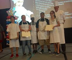 Chef Decor At Target by West Belmont Place Crowns Junior Iron Chef At The National