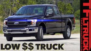 100 Ford Trucks Suck Did You Know Least Powerful Cheapest New F150 Does Not