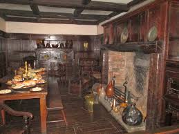 Primitive Kitchen Decorating Ideas by 18th Century Kitchen Early Colonial Farmhouse Interiors