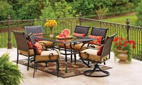 Azalea Ridge Patio Furniture Replacement Cushions by Better Homes And Gardens Englewood Heights Cushions Walmart New