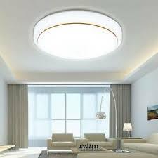 details zu 36w modern 40 cm runde led deckenleuchte badleuchte küche wohnzimmer deckenle