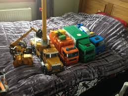 Bruder Trucks Toys | In Dalgety Bay, Fife | Gumtree