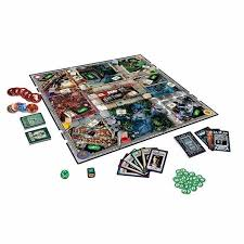 Harry Potter Cluedo Board Game New Edition Oct 2017