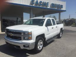 100 Truck 2014 Used Chevrolet Silverado 1500 4WD Double Cab 1435 LT W1LT At Allen Auto Sales Serving Paducah KY IID 18755973