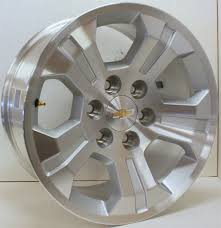 Chevy Silverado Tahoe Suburban 18 Z71 OEM Factory GM Wheels Rims ... Chevy Trucks Avalanche Terrific Best Deals Silverado Wheels Oem 20 Amazoncom Bdk Hubcaps For Toyota Camry Replica Chrome 16 Inch Are These Oem And Do Silverados Come With Them Gmc Rims Truck Unique Chevrolet Hhr 2010 Wheel Rim Steers For Sale 18x9 Sierra All Terrain Tires Exciting Lebdcom American Racing Classic Custom Vintage Applications Available Clad With 8775448473 26 Factory