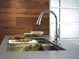 Delta Touch Faucet Battery by Faucet Com 9113 Ar Dst In Arctic Stainless By Delta