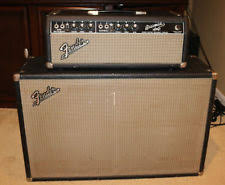 Fender Bassman Cabinet Plans by Fender Head Cabinet Ebay