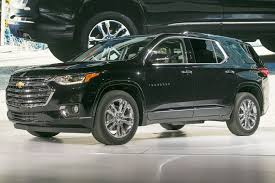 100 Traverse Truck The 2018 Chevrolet Gets A More Trucklike Redesign Though