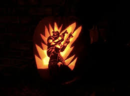 Mario Pumpkin Carving Templates by Joystiq Pumpkin Carving Contest Vote On The Finalists