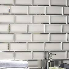 6 X 12 Glass Subway Tile by Echo 3