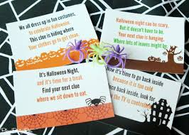 Halloween Riddles Adults by Free Printable Halloween Scavenger Hunt That U0027s Perfect For Kids