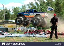 Bigfoot Monster Truck Jumping Over Crushed, Flattened Cars, Inwood ... Monster Truck Stock Photo Image Of Jump Motor 98883008 Truck Jump Stop Action Wallpaper 19x1200 48571 Cluster I Just Added Destructible Terrain To Our Game About The Driver Rat Nasty Is Jumping Back Rat Nasty Bigfoot Number 17 Clubit Tv In Soviet Russia Jumps Over Bike 130226603 By Jumping Royalty Free Vector Ford Back Into The Midsize Market In 2019 Tacoma World Red Monster Image Under High Dirt 86409105 Naked Man Crashes Runs Traffic On Vehicles Extreme 2018 Free Download Android Brushed 2wd Short Course Shootout Big Squid Rc