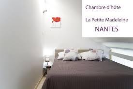 chambre d hote a nantes chambre d hôte de charme dans nantes centre la madeleine