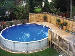 Top 105 Diy Above Ground Pool Ideas On A Budget | Pool Ideas ... Cool 70 Intex Above Ground Pool Landscaping Ideas Inspiration Of Backyard Oasis Ideas Above Ground Pool Backyard Oasis Swimming Delightful Design And Around Pools Round Designs With Fire Pit Hot Image White Spa Picture Amazing Decoration Kits For Your Idea Simple Garden Full Size Exterior Aboveground Decks Hgtv