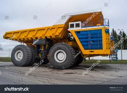 Huge Haul Truck Copy Space Background Stock Photo (Edit Now ...