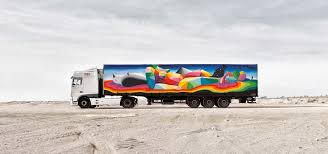 Okuda - Truck Art Project
