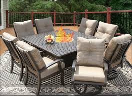 Conversation Sets Patio Furniture by Dining Room Awesome 8 Person Patio Dining Set Small Patio Dining