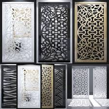 3D screen decorative cnc design in 2019 Decorative
