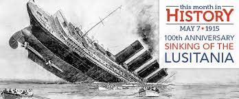 why did germany sink the lusitania 100 images lusitania based