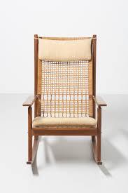 A Rocking Chair For Juul Kristensen Hans Olsen