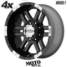 4 Moto Metal MO951 17