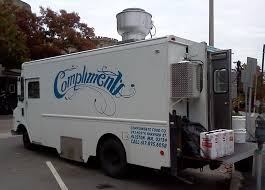 Compliments Food Truck - Boston Food Truck Blog: Reviews & Ratings