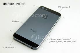 iPhone 5 Leaks Accurate Taller 4 Inch Display Metal Back New