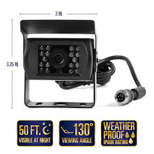 Amazon.com: Rear View Safety Backup Camera System With Waterproof ... 7inches 24ghz Wireless Backup Camera System For Trucks Ls7006w Zsmj And Monitor Kit 9v24v Rear View Cctv Dc 12v 24v Wifi Vehicle Reverse For Cheap Safety Find 5 Inch Gps Backup Camera Parking Sensor Monitor Rv Truck Winksoar 43 Lcd Car Foldable Wired 7inch 4xwaterproof Rearview Mirror 35 Screen Parking C3 C4 C5 C6 C7 Corvette 19682014 W 7 Pyle Plcmdvr8 Hd Dvr Dual Best Rated In Cameras Helpful Customer Reviews Three Side With