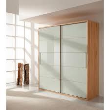 saturn schwebetürenschrank echtholz aus buche glasfront in