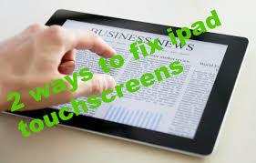 2 WAYS TO FIX IPAD TOUCHSCREEN NOT RESPONDING WORKING