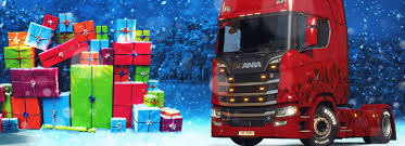 100 World Of Trucks Of Grand Gift Delivery Holiday Event
