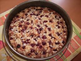 kirsch mandel marzipan kuchen