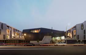 100 Tighe Architecture Creates Sculptural Grey Apartment