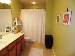 Yellow Grey Bathroom Ideas by Grandiose Grey Bathroom Paint Wall Color Schemes Added Dark Wood