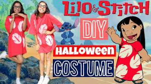 Lilo And Stitch Halloween by Diy Lilo Inspired Hipster Costume Youtube