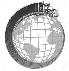 Symbol Logo Truck Shipping Around The Planet Earth. Royalty Free ... Buying A Used Semi Truck Heres What You Should Know Driver Job Description And Freight Trucking Dot Hours Usf Best Load Boards The Ultimate Guide For Drivers Planet Co Express Transport Transporting Your Needs Flatbed With Home Heavy Haul Over November 2015 Logistics Updates Inc Free Shipping Vector Logo Design Template Or Icon Or Mark Crane Mats Owner Gps In Inrstate Australia Intelligence Surveillance