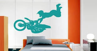 this wall decal is not for the faint of add a dynamic touch