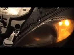 how to change a taurus headlight or turn signal 00 07