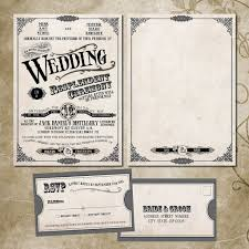 Rustic Country Fair Local Wedding Invitation