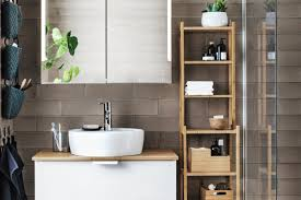 ratgeber beleuchtung spiegelschränke im bad ikea