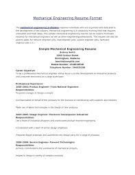 design engineer resume sle engineering resume format resume