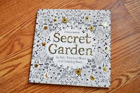 The Secret Garden An Inky Treasure Hunt And Coloring Book Review Giveaway
