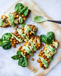 Fontana Pumpkin Spice Syrup Nutrition by Loaded Sweet Potato Chickpea Boats Healthy Little Vittles