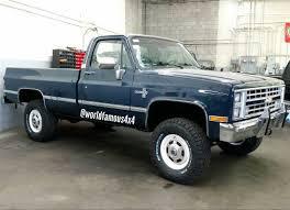 100 1987 Chevy Truck K20 Square Body Pinterest Trucks C10