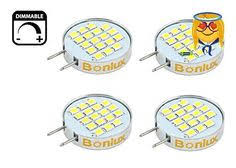 set of 3 led cabinet lighting kit 2watt warm white led