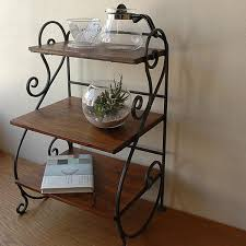Ornament Storage Bins Shelves Hokkaido Okinawa And Remote Islands Except The Collection Look Iron Wood Stand Rack Asian Furniture Cafe