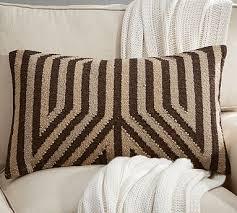 baldwin kilim lumbar pillow cover potterybarn pillow throw