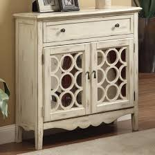 Wonderful Accent Cabinet For Living Room White Painted Wood Antique Chest Brown Wooden Laminate Flooring